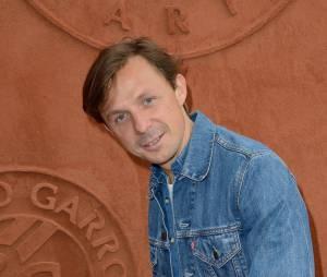 Martin Solveig fait le show à Roland Garros le 3 juin 2014