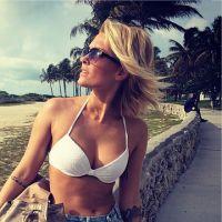 Caroline Receveur : vacances sportives et sexy à Miami