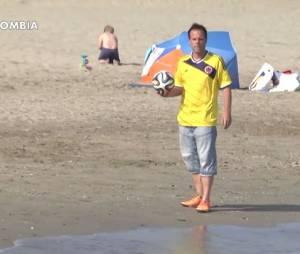 A l'occasion du Mondial 2014, Rémi Gaillard réalise des trick shots impressionnants dans sa dernière vidéo datant du 6 juin 2014