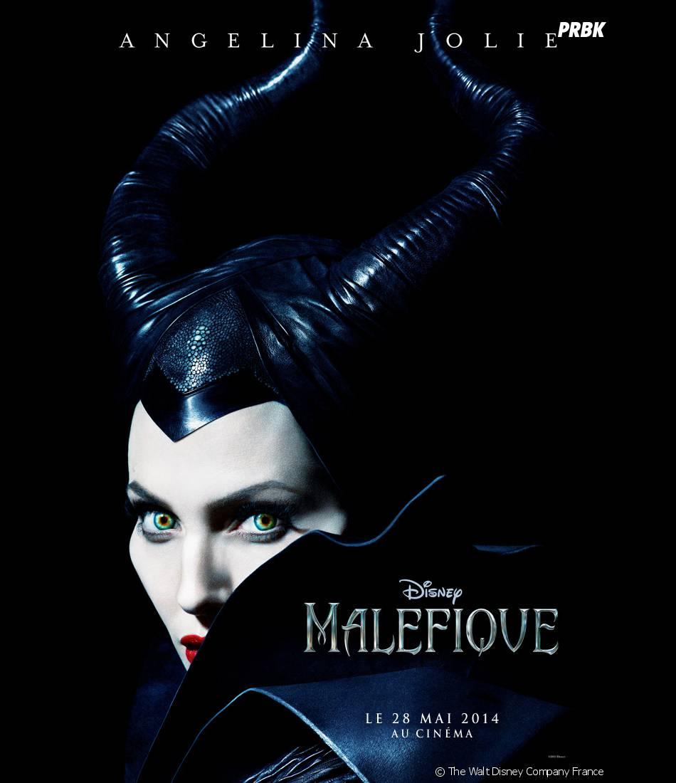 Angelina Jolie en sorcière dans Maléfique