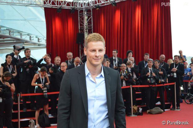 Matthieu Delormeau à la cérémonie d'ouverture du Festival de télévision de Monte Carlo le 7 juin 2014