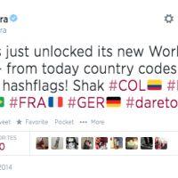 Twitter : après les hashtags, les hashflags pour soutenir votre équipe