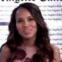 Scandal saison 4 : Olivia bientôt mariée ? La réponse de Kerry Washington