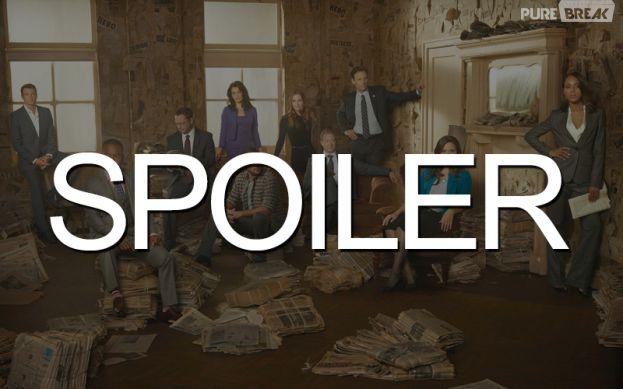 Scandal saison 4 : bientôt le mariage pour Olivia ?