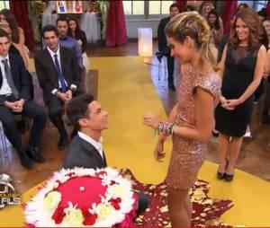Qui veut épouser mon fils 3 : Florian demande la main de Florie pendant la finale