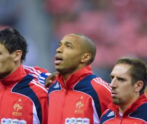 Koh-Lanta : Franck Ribéry et Thierry Henry dans l'émission ?