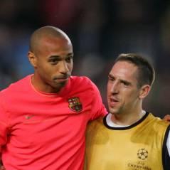 Franck Ribéry et Thierry Henry bientôt au casting de... Koh-Lanta ?!
