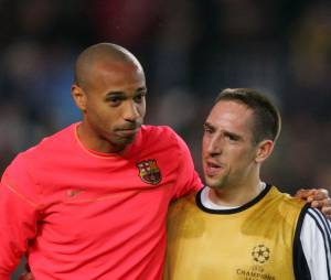 Koh-Lanta : Franck Ribéry et Thierry Henry au casting ?