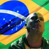 Mondial 2014 : un supporter brésilien meurt d'un infarctus lors des tirs au but