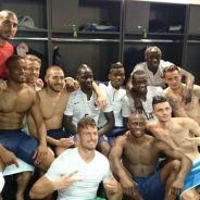 Mondial 2014 : les Bleus et les stars fêtent la victoire sur les réseaux sociaux