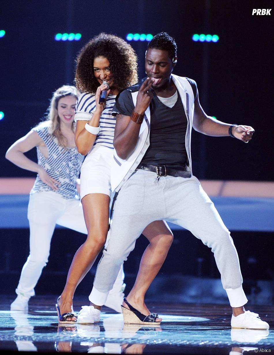 Jessy Matador fait le show pendant l'Eurovision 2010