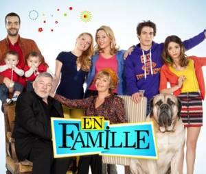 En Famille : la saison 3 diffusée à partir du 7 juillet 2014 sur M6