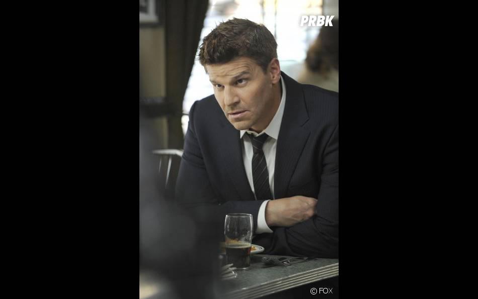 Bones saison 10 : Booth très touché par les événements du final de la saison 9
