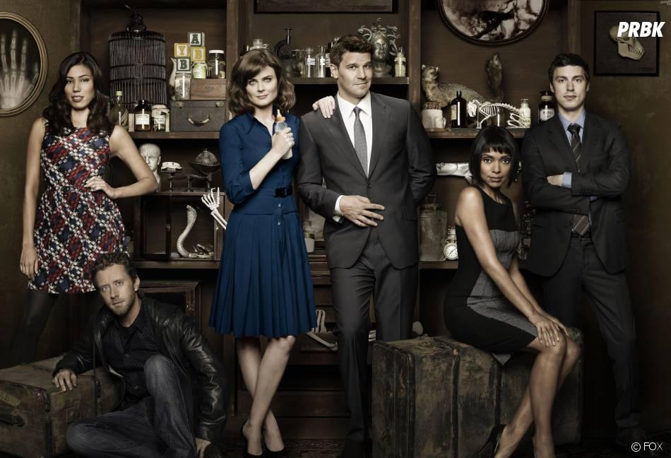 Bones saison 10 : l'équipe du Jeffersonian moins soudée ?