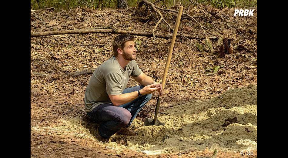 Under the Dome saison 2, épisode 4 : Mike Vogel sur une photo