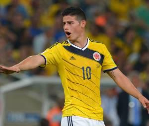 James Rodriguez, révélation du Mondial 2014 au Brésil