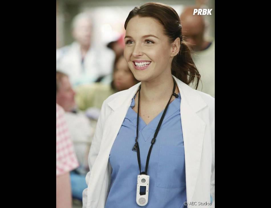 Grey's Anatomy saison 11 : le couple Alex/Jo au beau fixe
