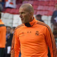 Zinedine Zidane et Lionel Messi sur un même terrain... grâce au Pape François