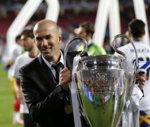 Zinedine Zidane va jouer un match organisé pour la bonne cause par le Vatican, le 1er septembre 2014 à Rome