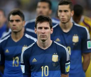 Lionel Messi va jouer un match organisé pour la bonne cause par le Vatican, le 1er septembre 2014 à Rome