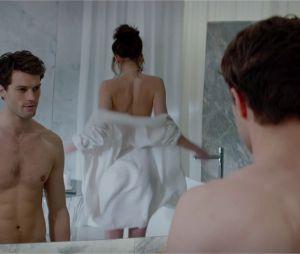 Fifty Shades of Grey : première bande-annonce sensuelle avec Jamie Dornan et Dakota Johnson