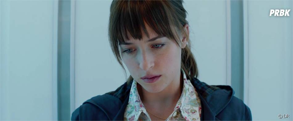 Fifty Shades of Grey : Dakota Johnson dans la bande-annonce