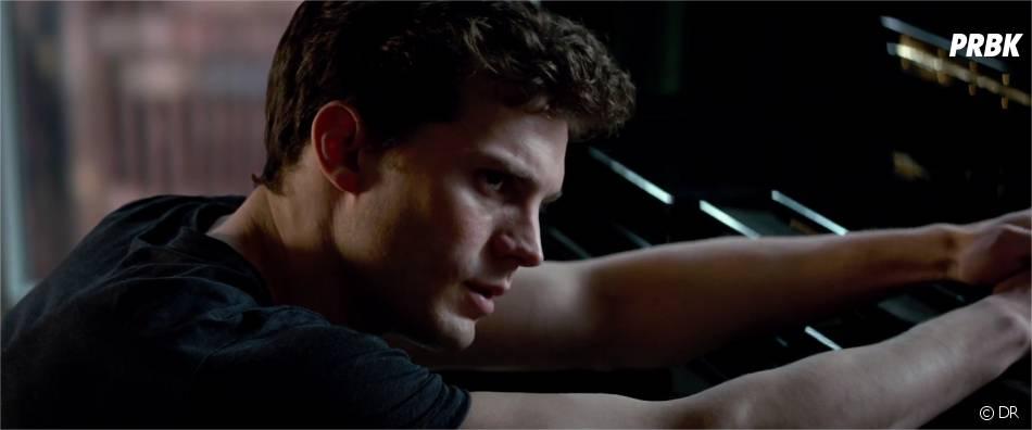 Fifty Shades of Grey : Jamie Dornan hot dans la bande-annonce