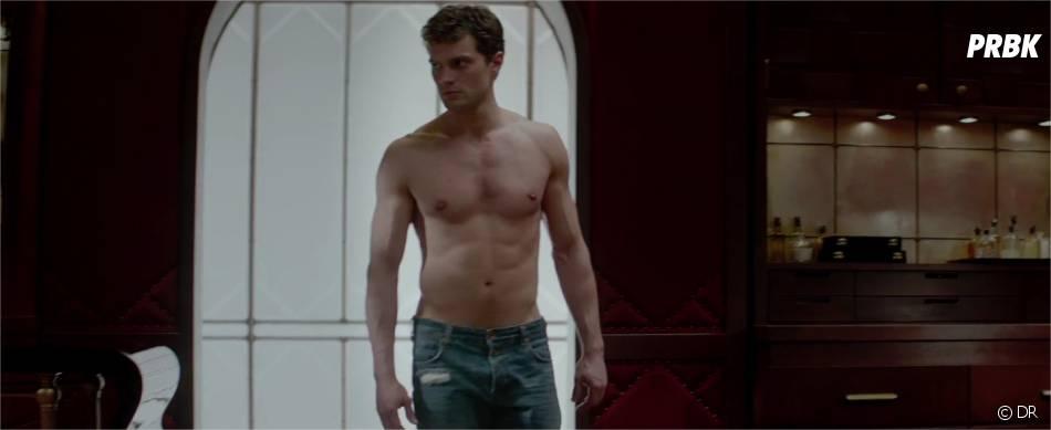 Fifty Shades of Grey : Jamie Dornan sexy dans la bande-annonce