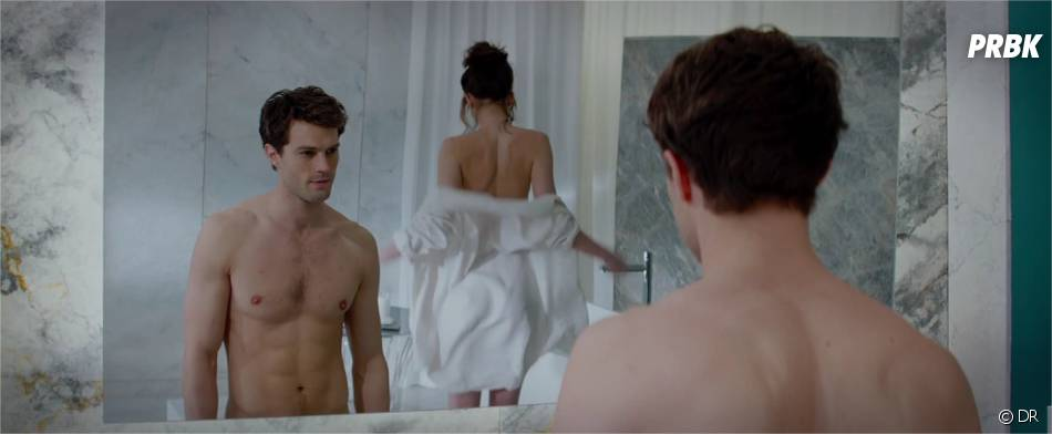Fifty Shades of Grey : bande-annonce sensuelle