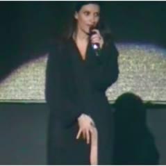 Laura Pausini sans culotte sur scène : moment de Solitudine pour la chanteuse