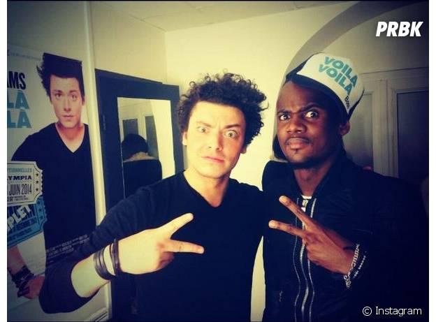 Black M : Kev Adams est son premier fan et son ami depuis plusieurs années