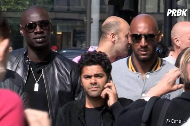 Omar Sy, Jamel Debbouze et Nicolas Anelka : leur amitié révélée dans le documentaire L'Entrée des Trappistes