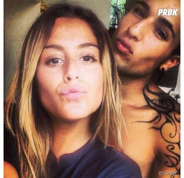 Anaïs Camizuli et Eddy, inséparables depuis Secret Story 7