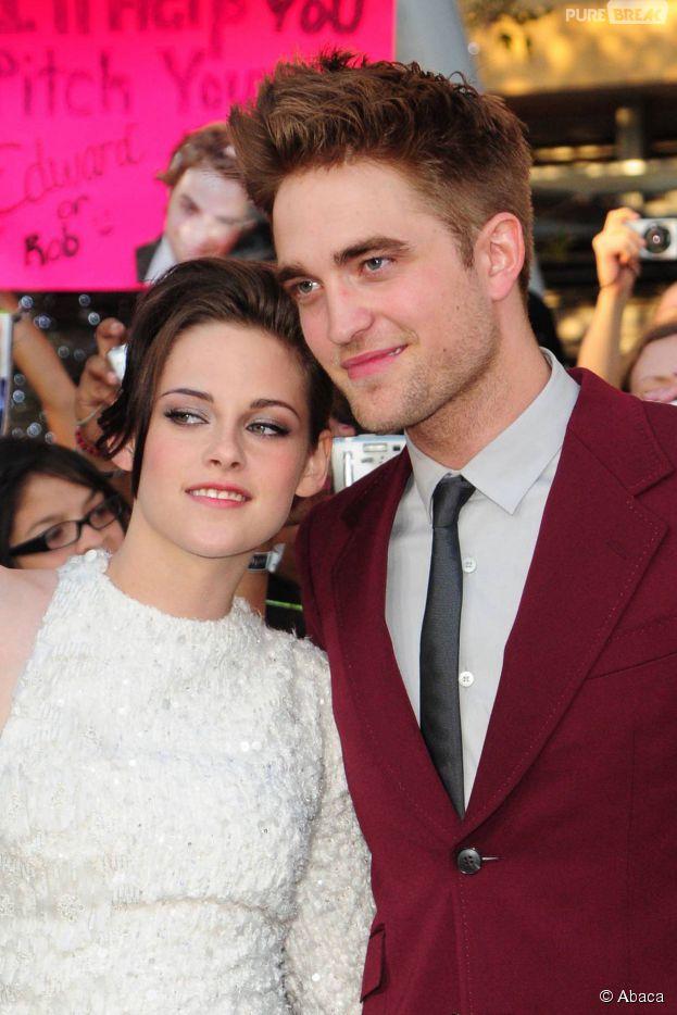 """Robert Pattinson sur l'infidélité de Kristen Stewart : """"C'est normal"""""""