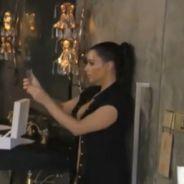 Kim Kardashian accro aux selfies ? 1200 par jour pendant ses vacances
