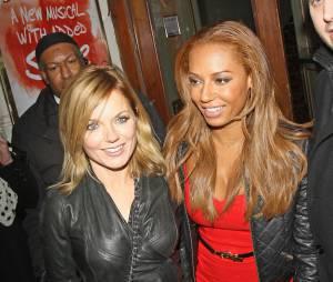 Geri Halliwell et Mel B : les ex Spice Girls en guerre ?