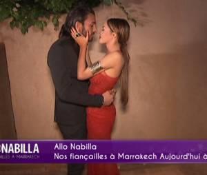Nabilla et Thomas enfin fiancés ?