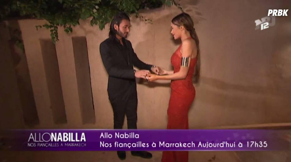 Allô Nabilla : Nabilla et Thomas prêts à faire la fête