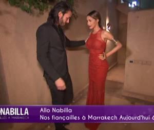 Allô Nabilla : Nabilla et Thomas en pleine préparation