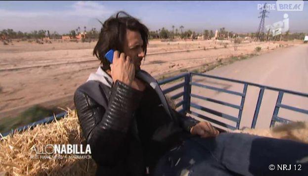 Thomas Vergara en mode Very Bad Trip dans Allo Nabilla