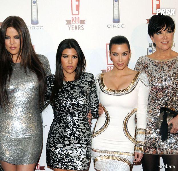 Kim Kardashian et ses soeurs victimes de vol pendant le tournage de leur télé-réalité