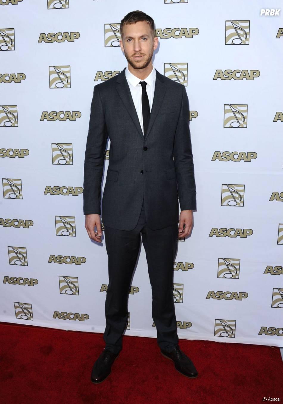 Calvin Harris : roi des DJs en 2014