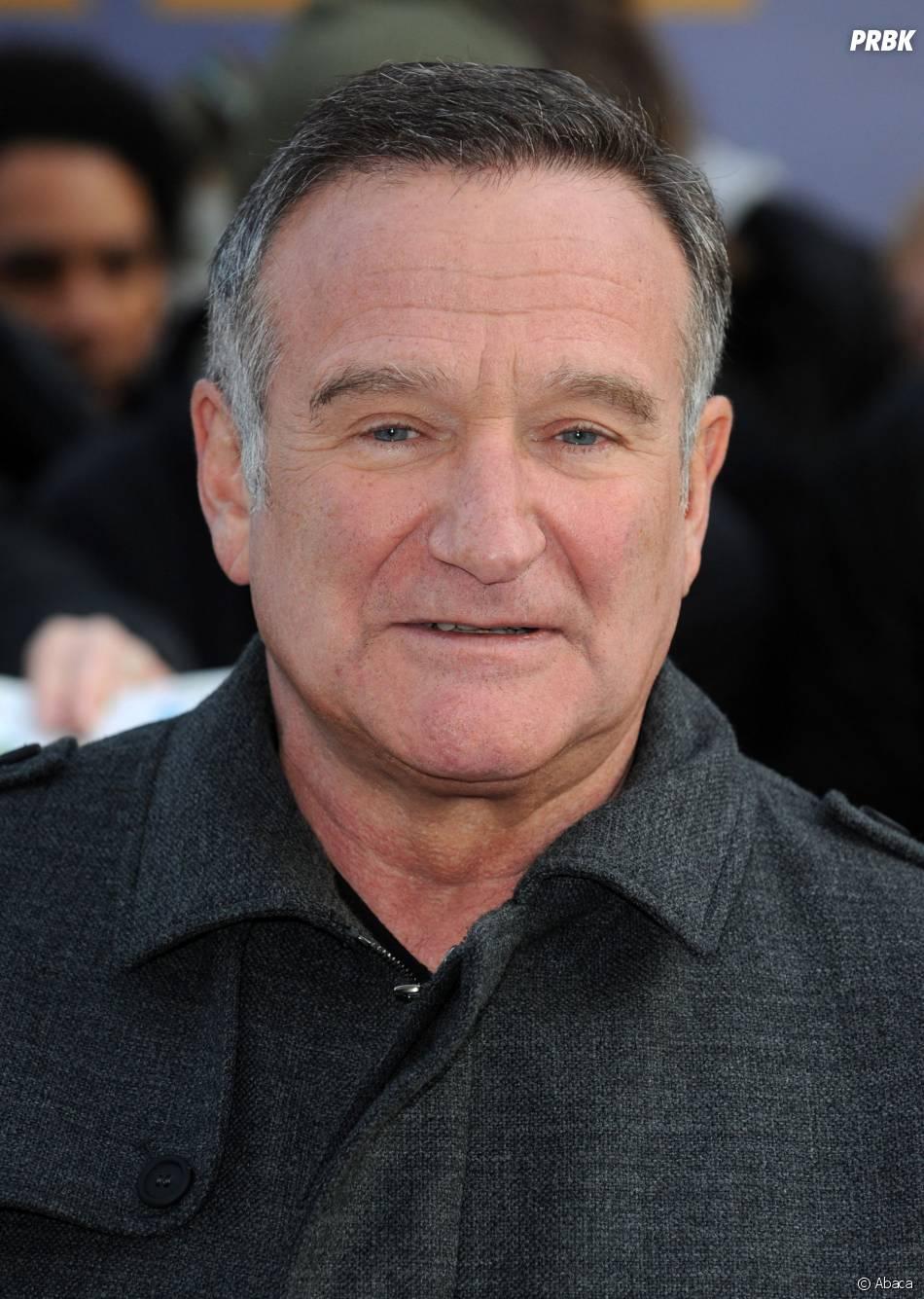 Robin Williams : sa mort dû à une asphyxie à cause d'une pendaison