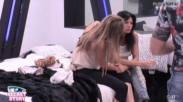Nathalie (Secret Story 8) en larmes après les insultes de Vivian