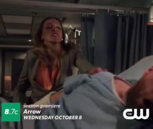 Arrow saison 3 : Laurel toujours là