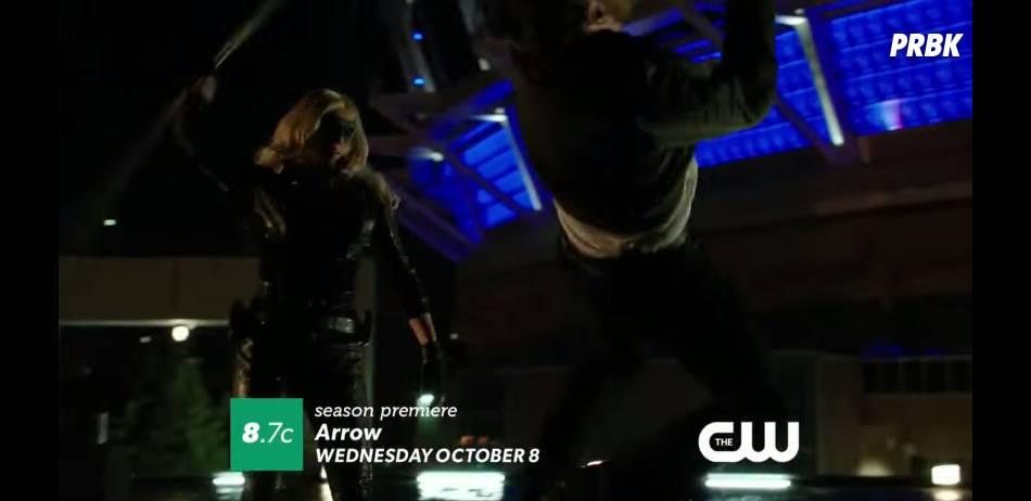 Arrow saison 3 : Black Canary de retour