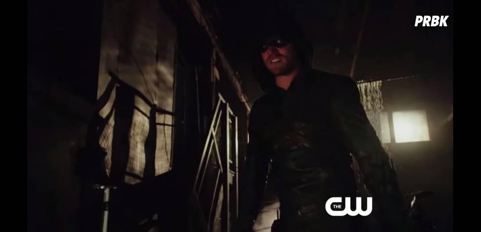 Arrow saison 3 : Oliver en grande forme