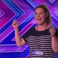 [VIDEO] Une Française se ridiculise dans X-Factor UK et devient la risée du net