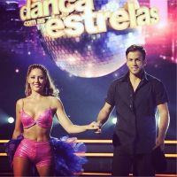 David Carreira en finale de Danse avec les Stars au Portugal