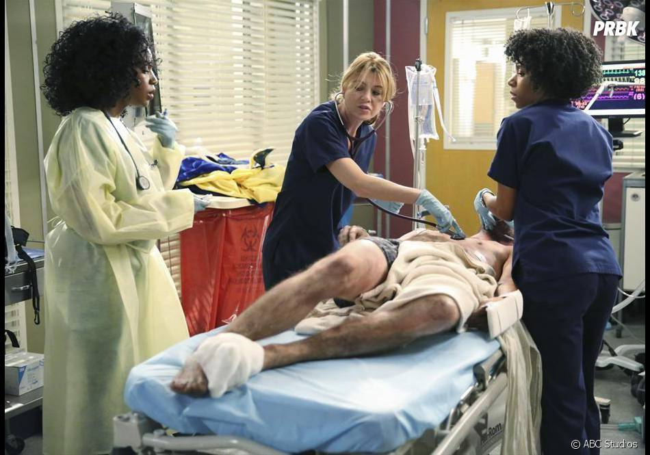 Grey's Anatomy saison 11, épisode 1 : Meredith à l'hôpital